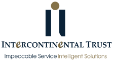 Intercontinental Trust Logo + Mission Statement