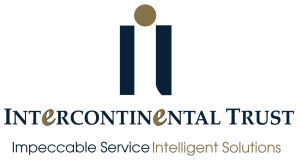 Intercontinental Trust Logo + Mission Statement